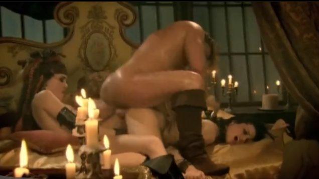 Порно пародия Пираты